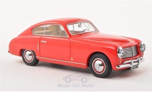 Fiat 1100 1/43 Neo ES Pininfarina red 1950 diecast
