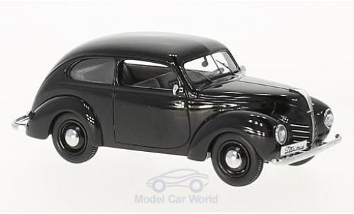 Ford Taunus 1938 1/43 Neo (G93A) noire miniature