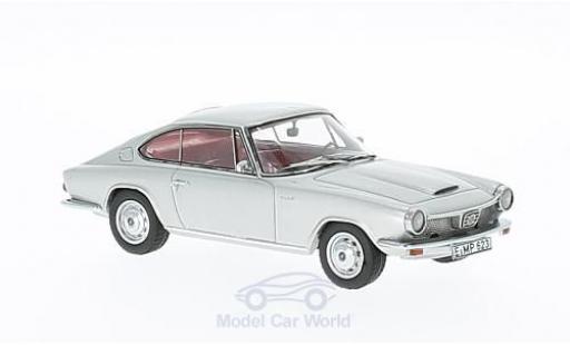 Glas 1700 1/43 Neo GT grise 1965 miniature