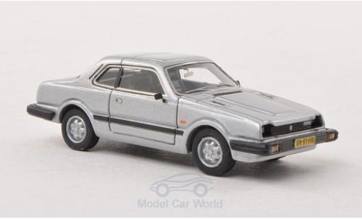 Honda Prelude 1/87 Neo Mk1 grey 1981 diecast model cars