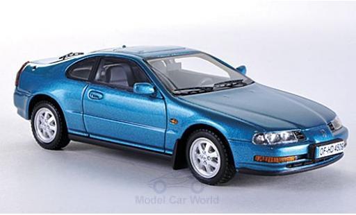 Honda Prelude 1/43 Neo MkIV metallic-bleue 1992 miniature