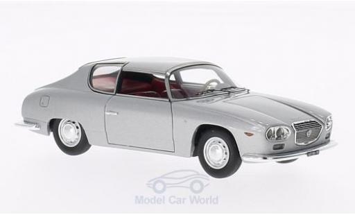 Lancia Flavia 1/43 Neo Sport Zagato grise 1963 miniature