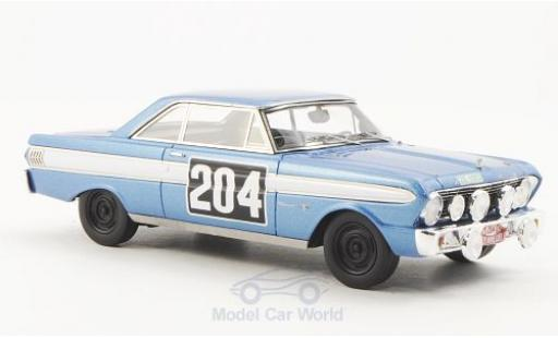 Ford Falcon 1/43 Neo Limited 300 Futura Sprint No.204 Rallye Monte-Carlo 1964 diecast model cars