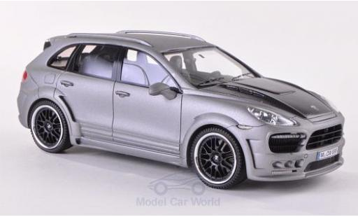 Hamann Guardian 1/43 Neo Limited 300 matt-grise/carbon 2011 miniature
