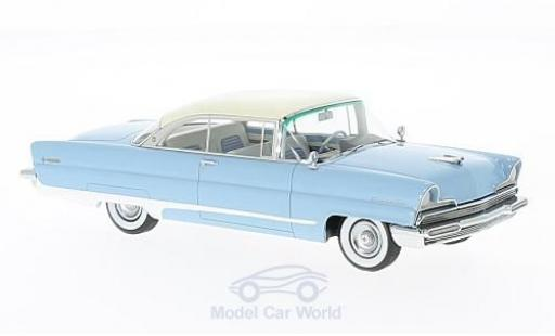 Lincoln Premiere 1/43 Neo Hardtop bleue/blanche 1956 miniature