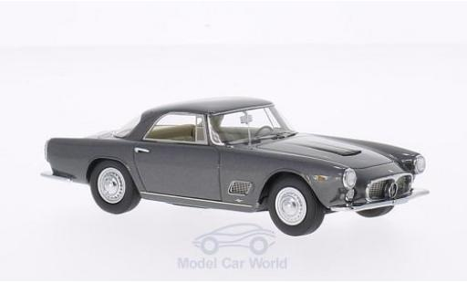 Maserati 3500 GT 1/43 Neo Touring Coupe metallic-grey 1957 diecast