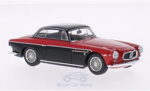 Maserati A6 1/43 Neo G 2000 Allemano Coupe rouge/noire 1956 miniature