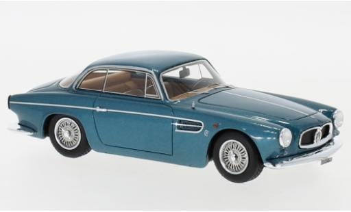 Maserati A6 1/43 Neo G2000 Allemano metallise turquoise 1956 diecast model cars