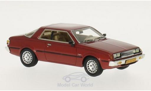Mitsubishi Sapporo 1/43 Neo MkI metallise rouge 1982 miniature