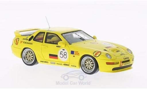 Porsche 993 Turbo 1/43 Neo 968 RS No.58 24h Le Mans 1 T.Bscher/L.Owen-Jones miniature
