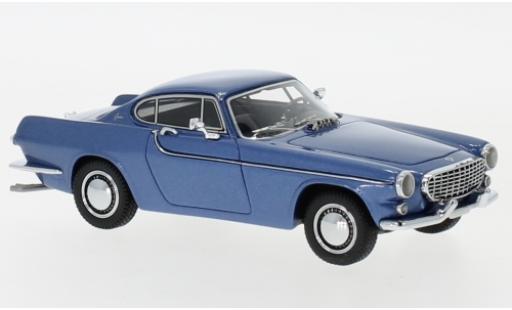 Volvo P1800 1/43 Neo Jensen metallise bleue 1961 miniature