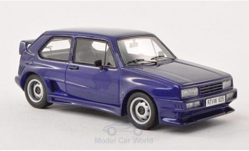 Volkswagen Golf V 1/43 Neo I Rieger GTO metallic-lila 1980 miniature