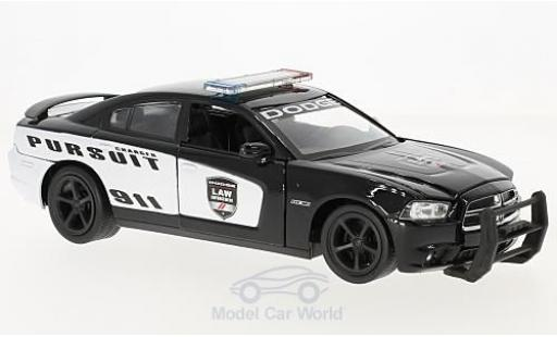Dodge Charger Police 1/24 New Ray Pursuit Police modellautos