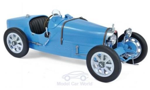 Bugatti 35 1/12 Norev T bleue RHD 1925 miniature