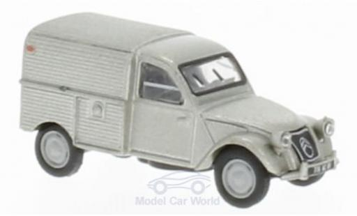 Citroen 2CV 1/87 Norev AU grey 1951 diecast model cars