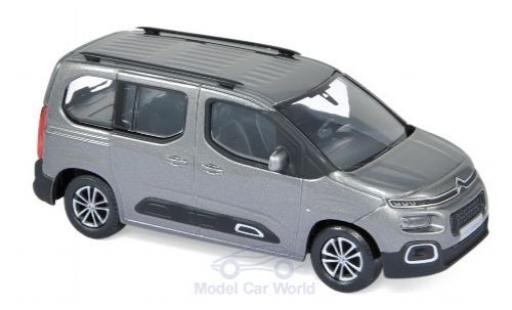 Citroen Berlingo 1/43 Norev metallise grise 2018 miniature