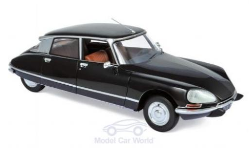 Citroen DS 1/18 Norev 23 Pallas noire 1974 miniature