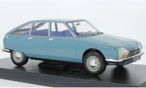 Citroen GS 1/18 Norev Club bleue 1972 miniature