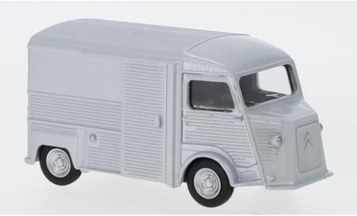 Citroen HY 1/64 Norev grise miniature