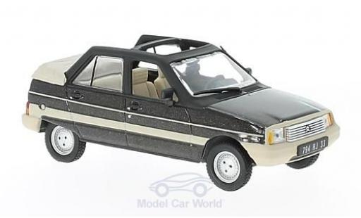 Citroen Visa 1/43 Norev Decapotable metallise marron 1984 miniature