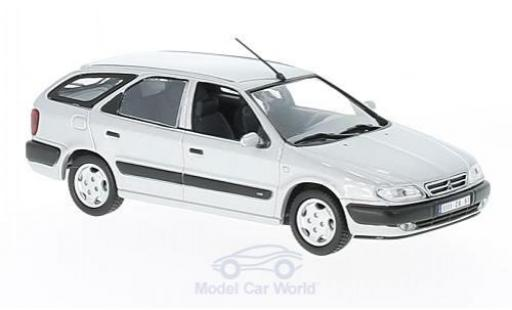 Citroen Xsara 1/43 Norev Break grise 1998