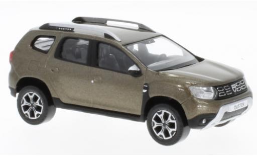 Dacia Duster 1/43 Norev metallise marron 2018 miniature