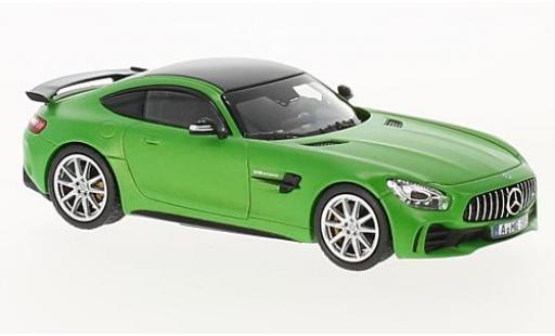 Mercedes AMG GT 1/43 Norev R matt-green 2017 diecast model cars