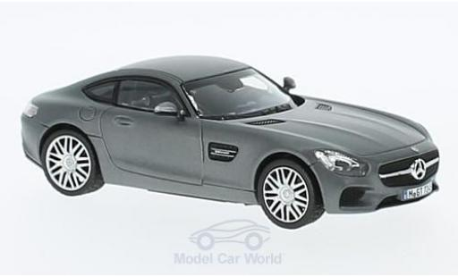 Mercedes AMG GT 1/43 Norev S matt-grey 2015 diecast model cars