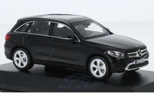 Mercedes Classe GLC 1/43 Norev GLC noire 2015 miniature