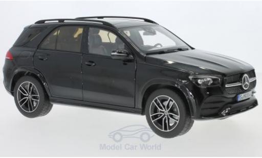 Mercedes Classe GLE 1/18 Norev GLE noire 2019 miniature