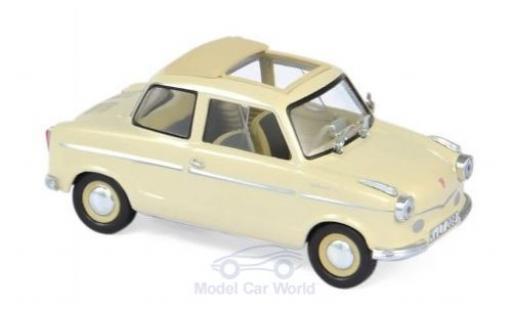 NSU Prinz 1/43 Norev II beige 1959 miniature