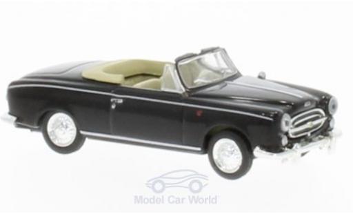 Peugeot 403 1/87 Norev Cabriolet 1957 ohne Vitrine miniature
