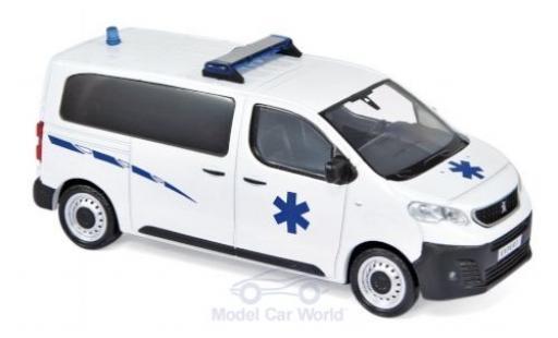 Peugeot Expert 1/43 Norev Ambulance 2016 miniature