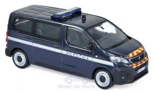 Peugeot Expert 1/43 Norev Gendarmerie (F) 2016 miniature
