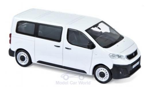 Peugeot Expert 1/43 Norev blanche 2016 miniature
