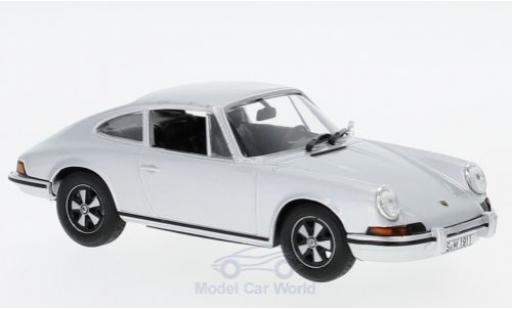 Porsche 911 SC 1/43 Norev S 2.4 grey 1973 diecast