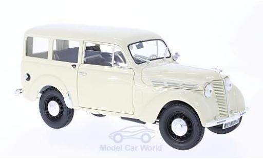 Renault 30 1/18 Norev 0 kg Juvaquatre beige 1951 ohne Vitrine diecast