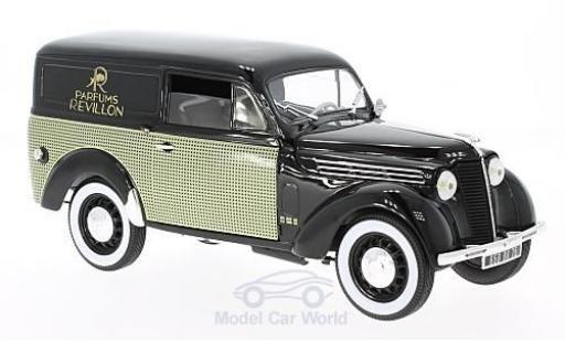 Renault 30 1/18 Norev 0 kg Juvaquatre Parfums Revillon 1953 ohne Vitrine miniatura