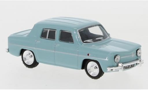 Renault 8 1/87 Norev blue 1956 diecast model cars
