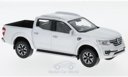 Renault Alaskan 1/43 Norev Pick Up grise 2017 miniature