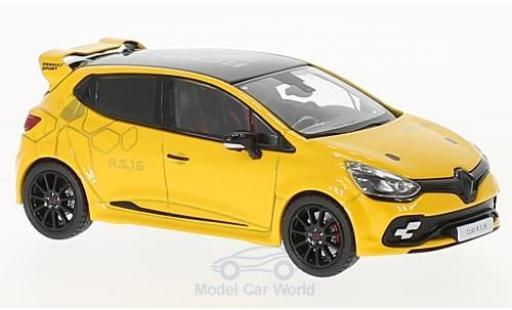 Renault Clio 1/43 Norev R.S.16 2016 miniature