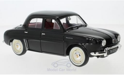 Renault Dauphine 1/18 Norev noire 1958 miniature