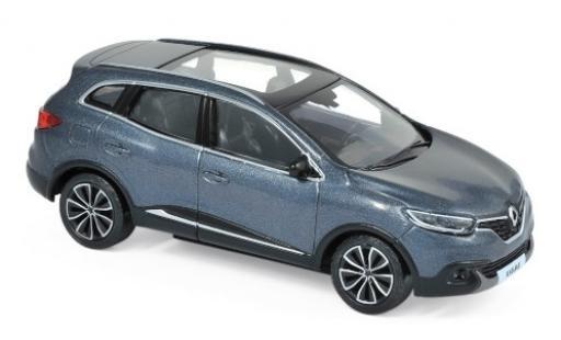 Renault Kadjar 1/43 Norev metallise grise 2015