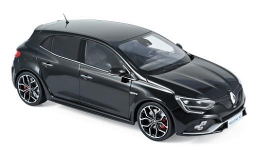 Renault Megane 1/18 Norev R.S. noire 2017 miniature