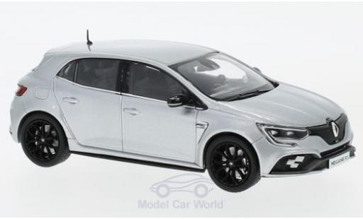 Renault Megane 1/43 Norev R.S. grise 2018 miniature