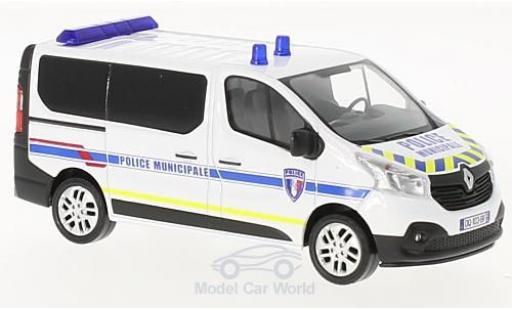 Renault Trafic 1/43 Norev Police Municipale 2014 miniature
