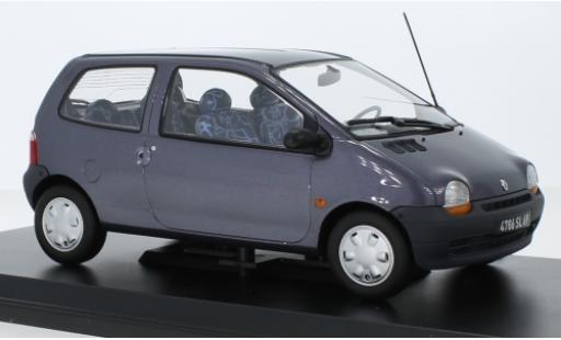 Renault Twingo 1/18 Norev metallise grise 1995 miniature