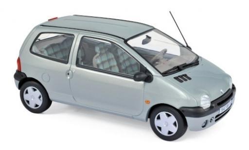 Renault Twingo 1/18 Norev grise 1998 miniature
