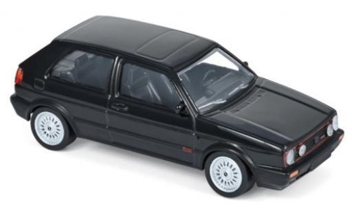 Volkswagen Golf 1/43 Norev II GTI G60 noire 1990 Jetcar miniature