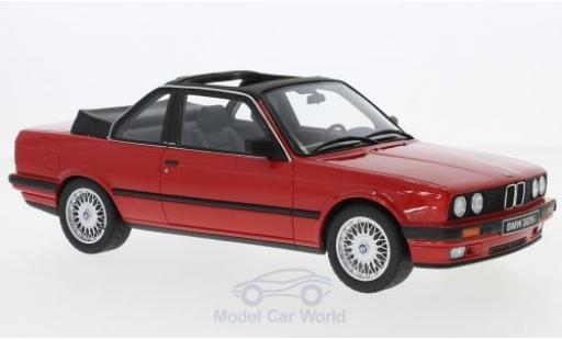 Bmw 325 1/18 Ottomobile i (E30) Baur rouge 1988 miniature